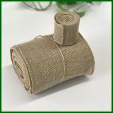 100% yute Fibra Eco-Friendly arpillera Cloth rollo