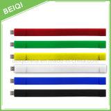 Greller Driver/USB greller Stock förderndes kundenspezifisches Silikon-Armband USB-
