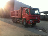 Sinotruk HOWO 6*4 266HP 디젤 엔진 덤프 트럭