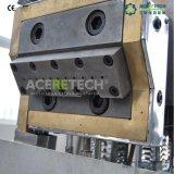 Europäischer Entwurfs-Zwilling-Schrauben-Plastikextruder-granulierende Maschine für Haustier-Plastik