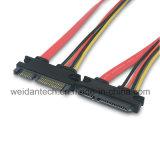SATA Festplattenlaufwerk-Energien-Synchronisierungs-Daten-Kabel