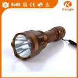 High Power tocha Luz de emergência recarregável lanterna LED