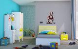 Los muebles caseros modernos embroman el conjunto de dormitorio de madera