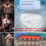 Мышца Isocaproate тестостерона стандарта 99.5% USP увеличивает стероидный порошок