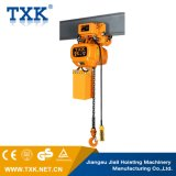 2 Ton Trolley Running Electric Chain Hoist for Manipulação de materiais