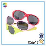 Passare a En/an/as gli occhiali da sole del progettista polarizzati marca rotonda di modo per i capretti