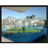 Alemania de calidad superior relampaga de la bola de cristal de la fuente de agua