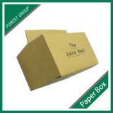 6パックビールキャリアのためのリサイクルされたクラフト紙ボックス
