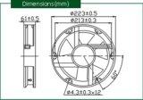 Axiale grosse Größen-Kühlventilator Wechselstrom-220V