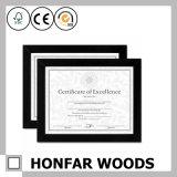 6 Frame of Omlijsting van het Certificaat van frames de het Houten