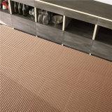 Carrelage de verrouillage de couvre-tapis en plastique neuf de PE de certificat d'extension