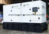 de Diesel die 45kw/55kVA Reeks Met geringe geluidssterkte van Generators door Lovol wordt aangedreven