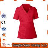 Esfregar parte superior ajustada do terno uniforme e o uniforme médico do hospital das calças