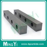 Perfurador retangular do carboneto de Hasco da elevada precisão feita sob encomenda