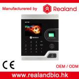 Contrôle d'accès biométrique d'empreinte digitale d'écran couleur de TFT LCD de Realand