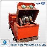 Projet de construction / construction utilisant une machine à dalle creuse en béton armé avec vibreur à dalle Jj