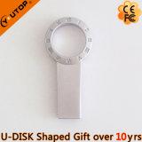 USB Pendrive do metal do anel do pulso de disparo para o presente relativo à promoção (YT-3277)