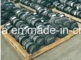 PC200-6, PC300-6, PC400-6 rouleau inférieur, rouleau de piste d'excavatrice, rouleau inférieur