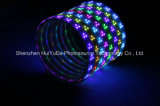 Tira do diodo emissor de luz da microplaqueta 90LEDs 27W DC12V da cor cheia SMD5050 do RGB IP67