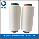 Lycra Covered Polyester DTY Yarn (200D/144F+20D) pour Jeans