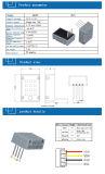 La température capacitive de programme d'Am2322 Digitals I2c et module de détecteur d'humidité