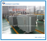 Dyn 11 Vector Group Oil Immersed Three Phase Step-up Transformers