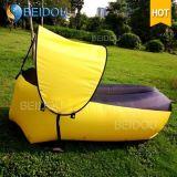 Cadeira inflável ao ar livre do Lounger do Lounger inflável de Sun do ar da sala de estar do Chaise