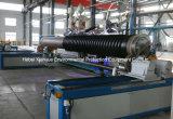 Lopende band van de Pijp van de Muur van de grote Diameter de HDPE/PP Gestructureerde Windende