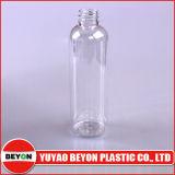 Plastikzylinder-Flasche des Haustier-200ml mit Sprüher für Lotion (ZY01-B106)