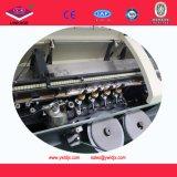 Ld-Gnb760z Machine de fabrication de cahier à cahier en caoutchouc à code automatique entièrement automatique Reel to Notebook