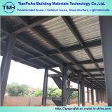 2개의 지면 강철 구조물 Prefabricated 사무실 건물