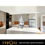 Het duidelijke Witte het Schilderen Meubilair van de Keuken (AP063)