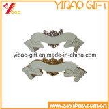 Kundenspezifisches Tasten-Abzeichenschmucksachen Andenken-Geschenk des Überzug-3D (YB-HD-13)