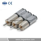 10m m pequeña caja de engranajes de poca velocidad del metal con la relación de transformación del engranaje del 546:1