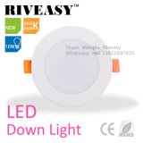 10W LED Downlight integrado para la lámpara de interior