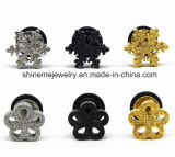 Стержень уха серьги нержавеющей стали способа ювелирных изделий Shineme (ER2915)