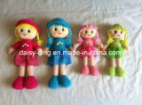 68cm grosse Spielzeug-Mädchen-Puppe mit langen Fußleisten