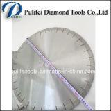 Le diamant Dircular de lame de découpage de granit du diamètre 500mm scie la lame