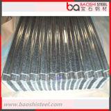 Hoja corrugada galvanizada caliente del techo de la muestra libre caliente