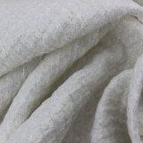 Shiny Metalic-Like 100% Polyester Nouveau style Crinkle Fabric for Fashion Garment