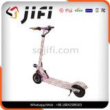 Scooter électrique pliable de 2 roues avec l'écran
