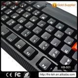 Bewegliches 2.4GHz Wireless Keyboard und Mouse Combo für Desktop