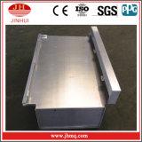 Zwischenwand-Technik-Aluminiumwinkel mit gleicher Bein-Wand-Umhüllung
