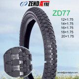 1.75inch kleiner Gummiluft-Reifen der Breiten-12inch~ 16inch für Kind-Fahrrad