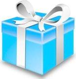Rectángulo de empaquetado del regalo, rectángulo redondo, rectángulo en forma de corazón con aduana del OEM y en existencias