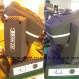 빠른 속도 Sharpy Philips 5r 200W Osram 7r 230W 광속 이동하는 맨 위 빛