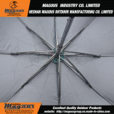 Сталь складывая рекламирующ анти- UV зонтик