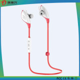 Fone de ouvido estereofónico sem fio Earbuds do esporte de Bluetooth Crs4.0