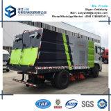 Camion ampio di pulizia della via di vuoto di Dongfeng 12000L