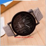 2017 relógio de madeira Top-Quality Fs453